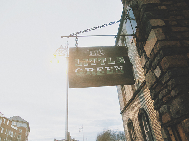 The Little Green | nathalie.ie