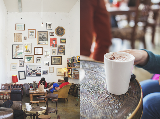 Friend dates at The Fumbally | nathalie.ie