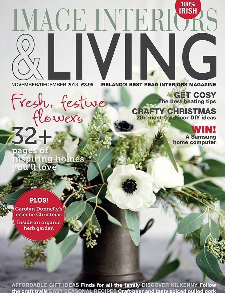 Image Interiors & Living | Nov Dec | Flowers by the Informal Florist Photography by Nathalie Marquez Courtney