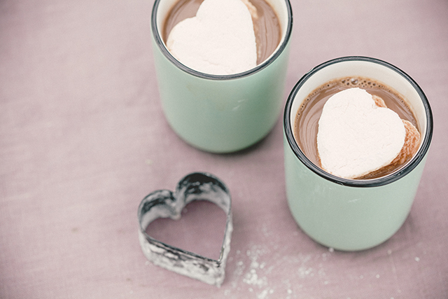 Spiced hot chocolate | nathalie.ie