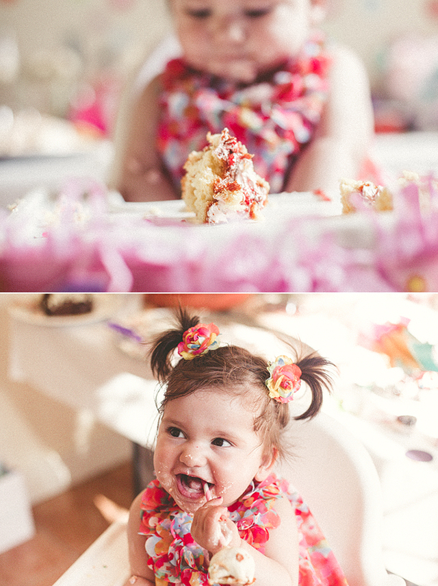 Cake smash session | nathaile.ie