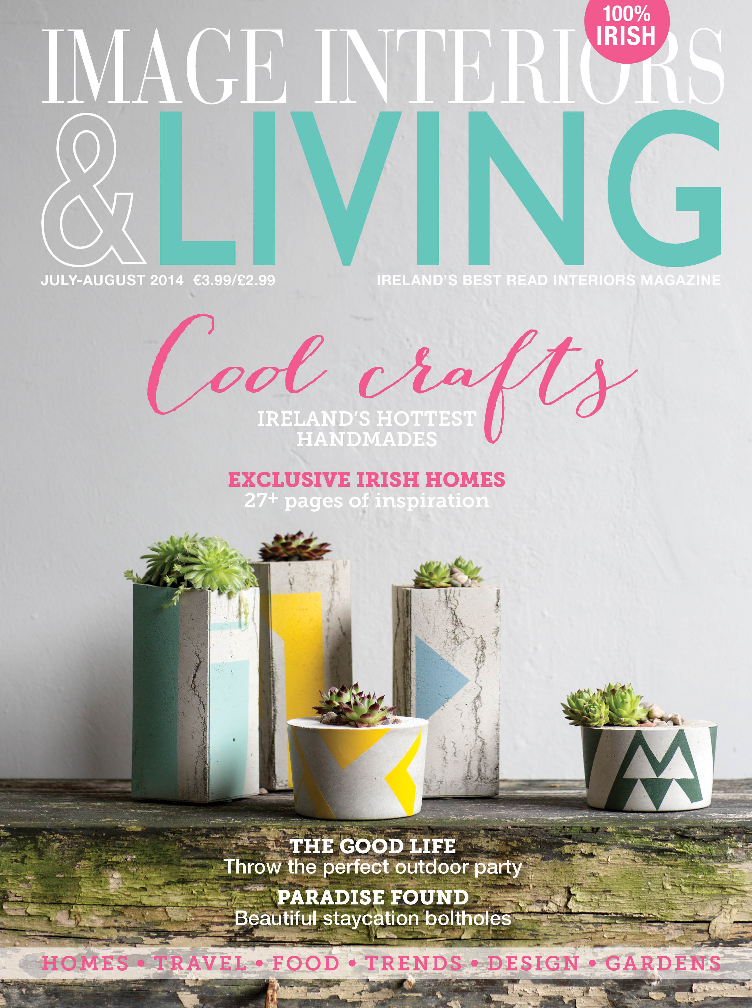 Image Interiors & Living | July/August 2014