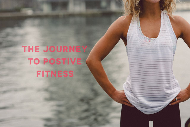 Positive Fitness | nathalie.ie