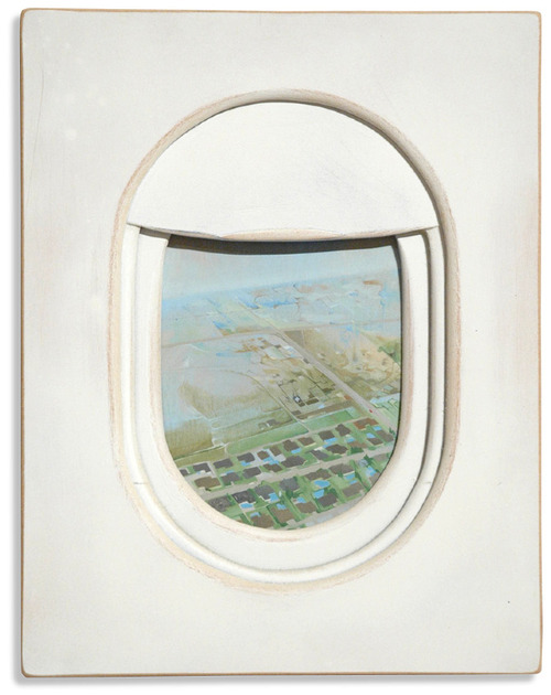 Airplane Windows: Paintings by Jim Darling