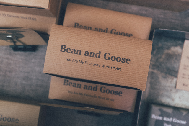 Bean and Goose | nathalie.ie