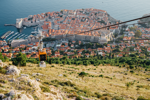 A round up of some of the most romantic things to do when on holidays in the ancient Croatian city of Dubrovnik.