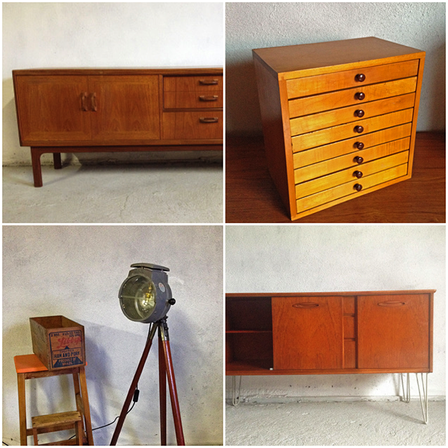 Where to find mid century furniture in Dubliin