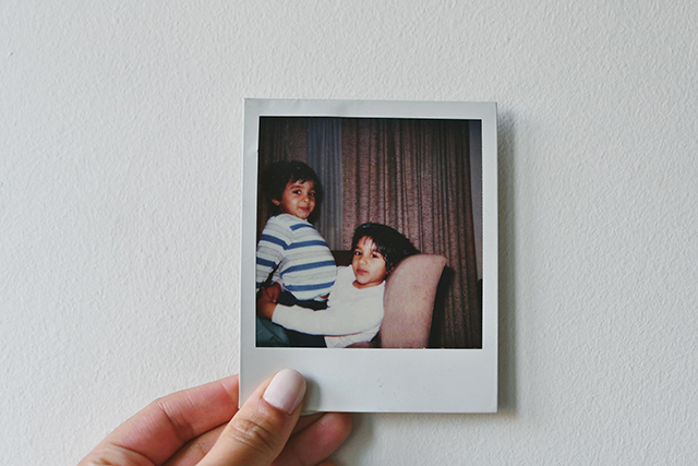 When We Were Young, a new series that looks at what bloggers were like in their childhood.