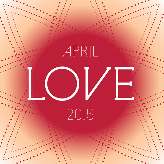 April Love | nathalie.ie