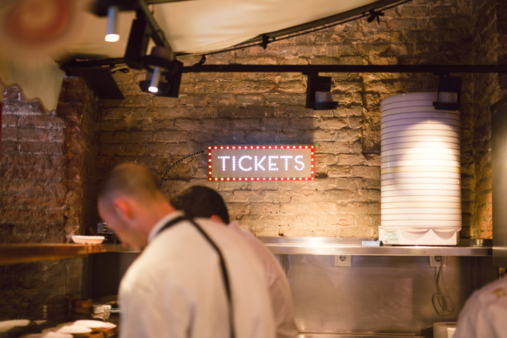 Tickets restaurant, Barcelona | nathalie.ie
