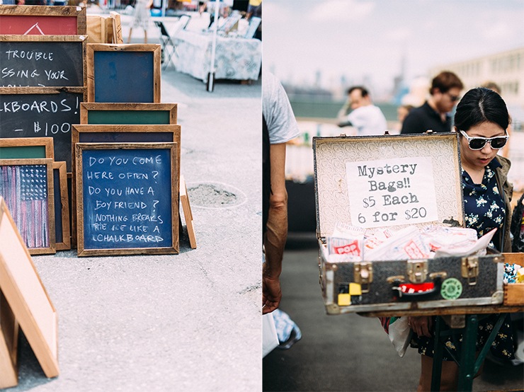 Brooklyn Flea | nathalie.ie