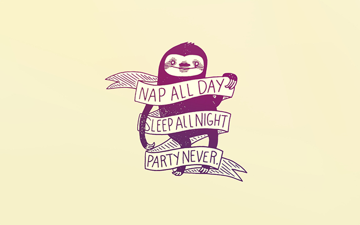 Sloth Life | Nap All Day