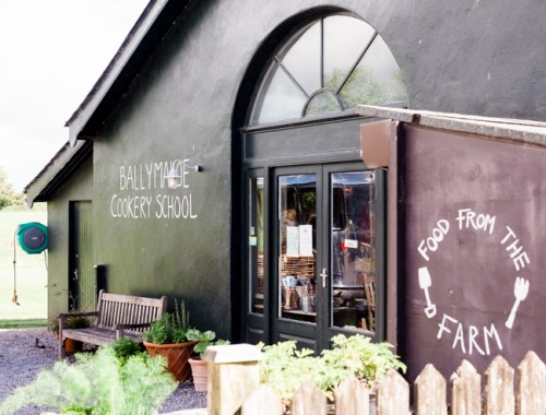A visit to Ballymaloe | nathalie.ie