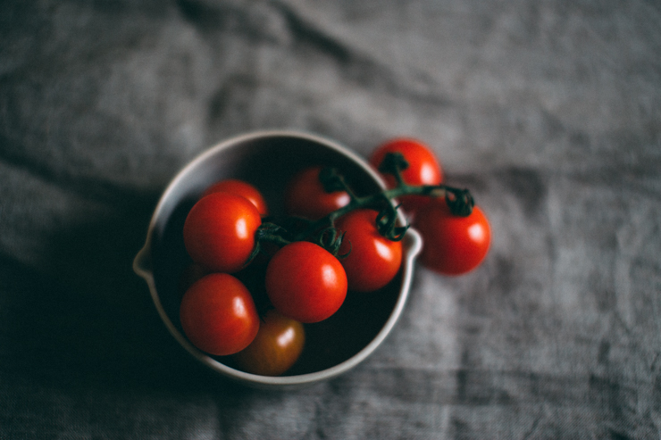 Cherry tomatoes | nathalie.ie