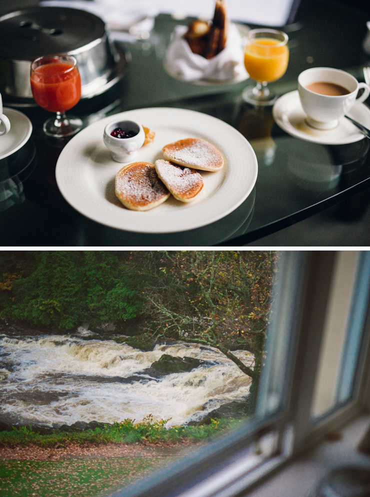 Sheen Falls Lodge, Kerry | nathalie.ie