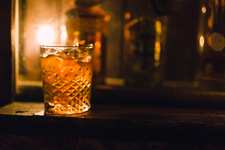 Taste of Mexico Festival: Tequila Old Fashioned at Xico | nathalie.ie