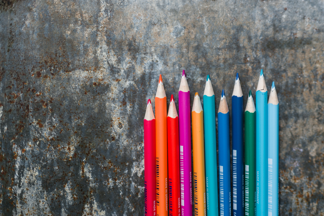 Colouring books for grown-ups | nathalie.ie