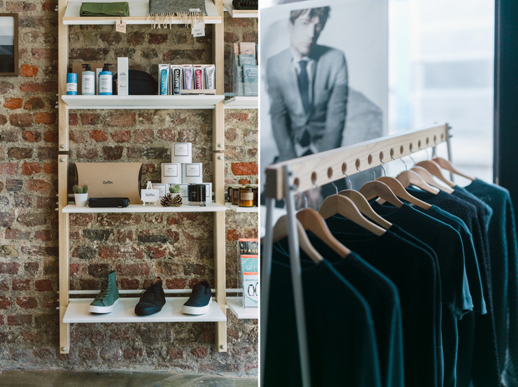 Indigo & Cloth for The Crafted | nathalie.ie