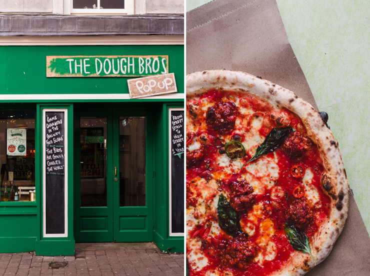 Gourmet Galway Guide | Dough Bros Pizza
