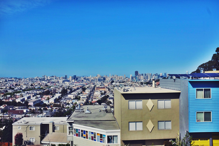 Hello from San Francisco | nathalie.ie