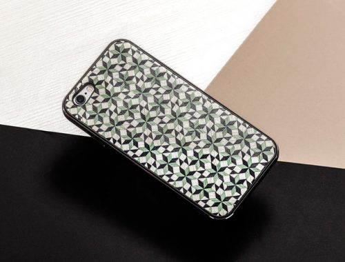 Tarxia Inlaid-Wooden iPhone Cases | nathalie.ie