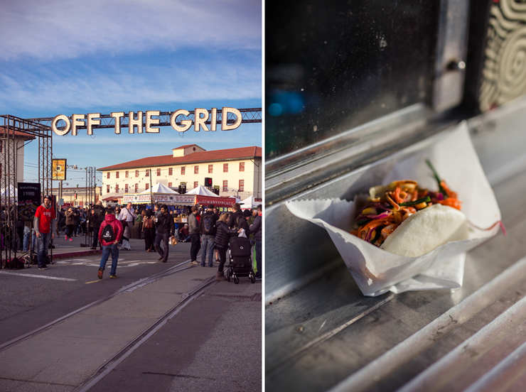 Off The Grid, San Francisco | nathalie.ie