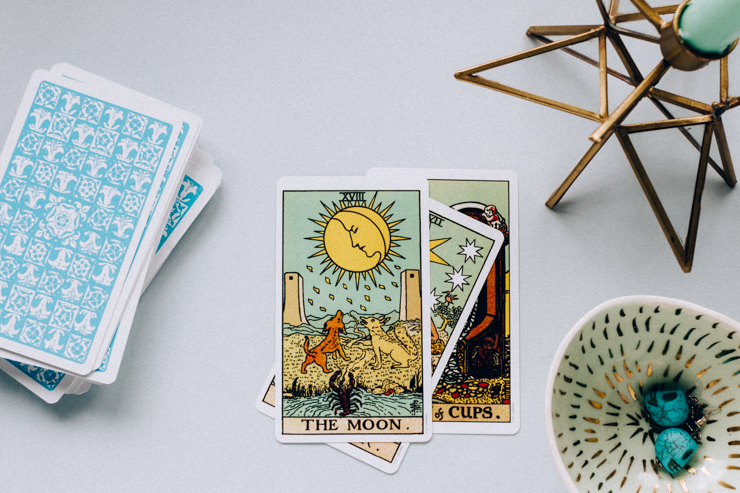 Tarot cards and skull earrings – why witchy culture is having a moment